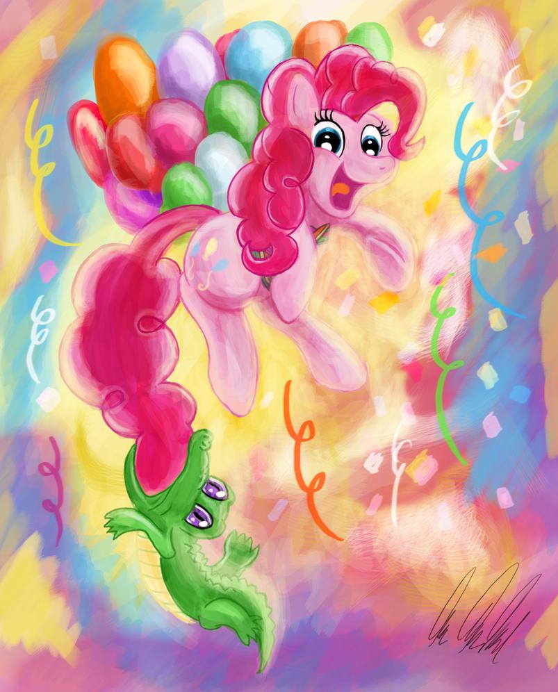 Best Pony: Pinkie Pie by Rariedash