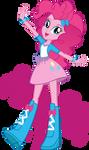 Equestria Girls - Pinkie Pie