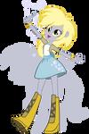 Equestria Girls - Derpy
