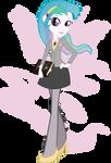 Equestria Girls - Princess Celestia