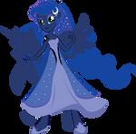 Equestria Girls - Princess Luna