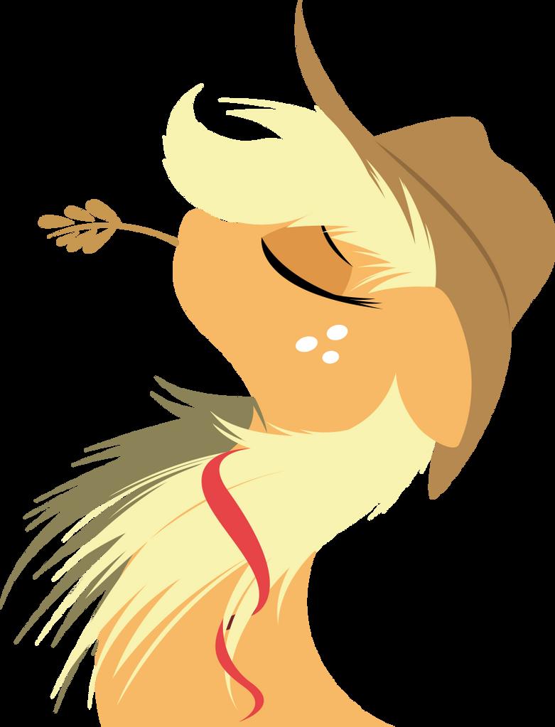 Applejack by Rariedash