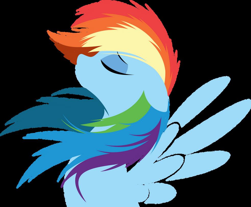 Rainbow Dash by Rariedash