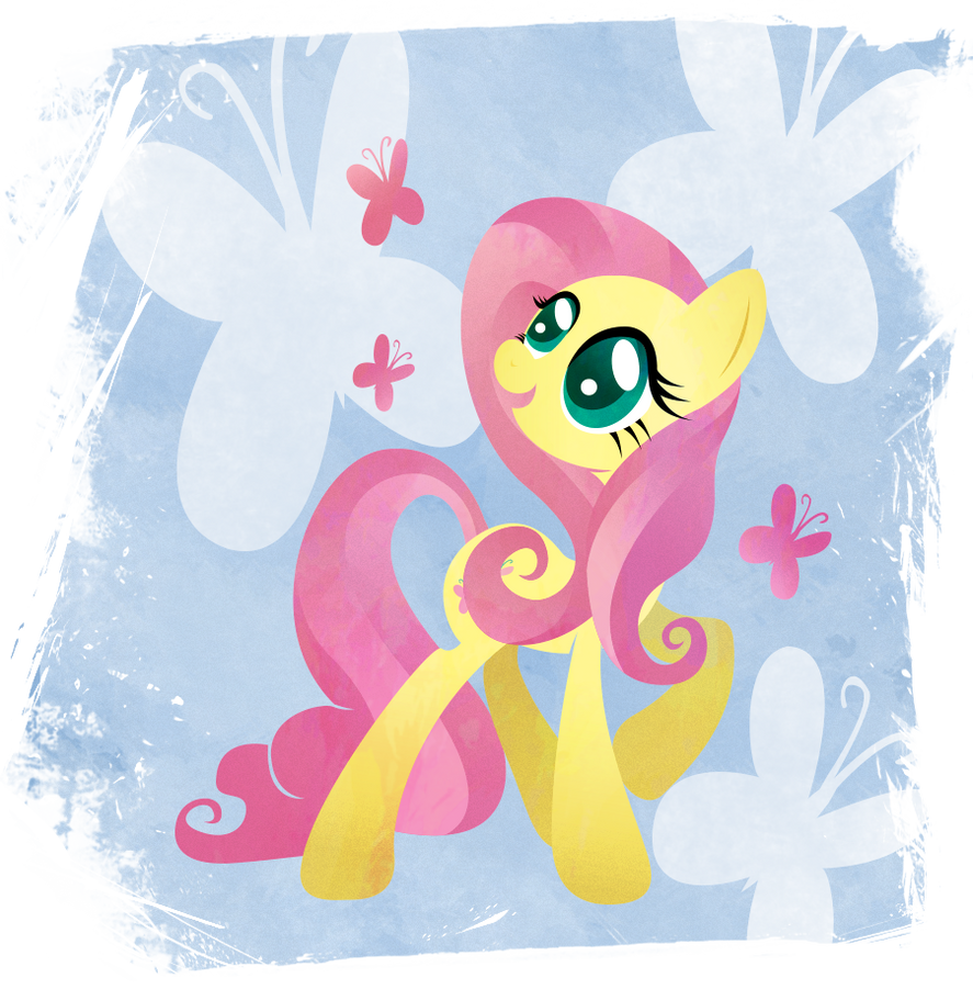 Fluttershy - Have a nice day by Rariedash