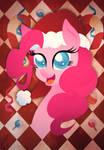 Christmas Card - Pinkie Pie