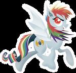 RarieDash - Vampire Ponys are overrated