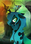 Queen Chrysalis - Mother of Greed