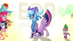 Equestria Daily - Somepony say thanks