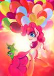 Pinkie Pie - Balloonparty
