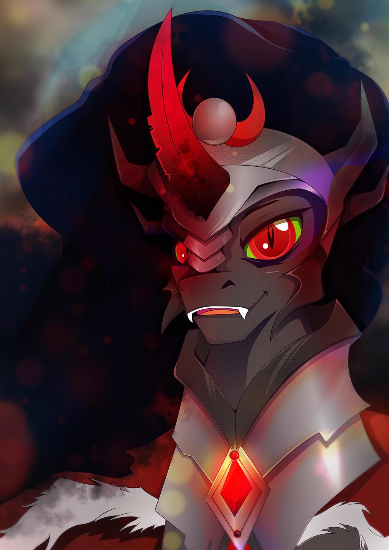 King Sombra by Rariedash