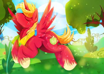 Princess Bigmac by Rariedash