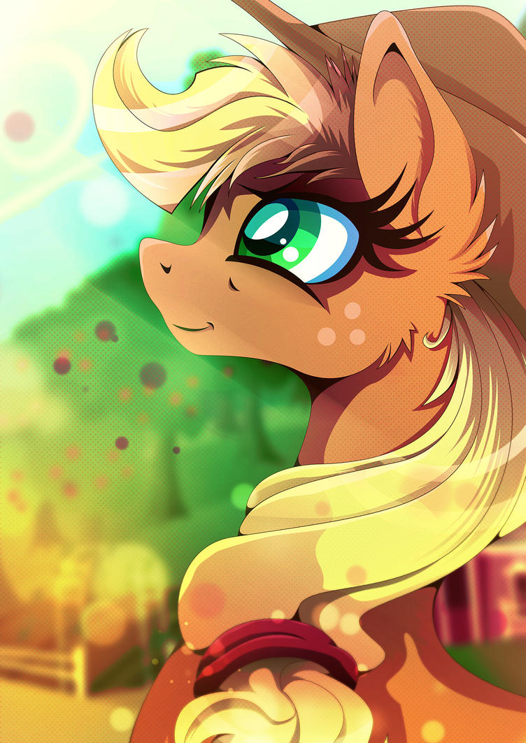 applejack___home_sweet_home_by_rariedash