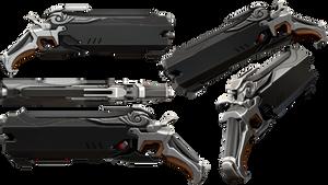 Overwatch - Reapergun