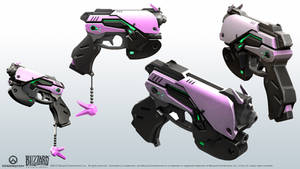 Overwatch - D.VA's Light Gun