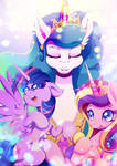 Princesses of Harmony