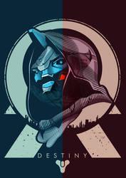 Cayde 6 - Destiny 2 by Rariedash