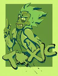 Toxic Rick by Rariedash