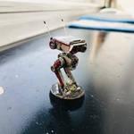 Star Wars - Fallen Order - BD1 Miniature