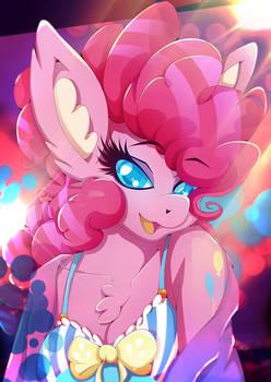 Pinkie Pie - Partycrasher