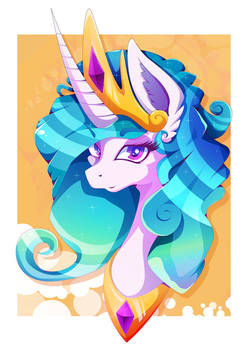 Princess Celestia - easy thoughts