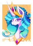 Princess Celestia - easy thoughts