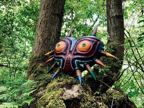 Majoras Mask - Into the forest...