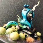 Chrysalis Diorama by Rariedash