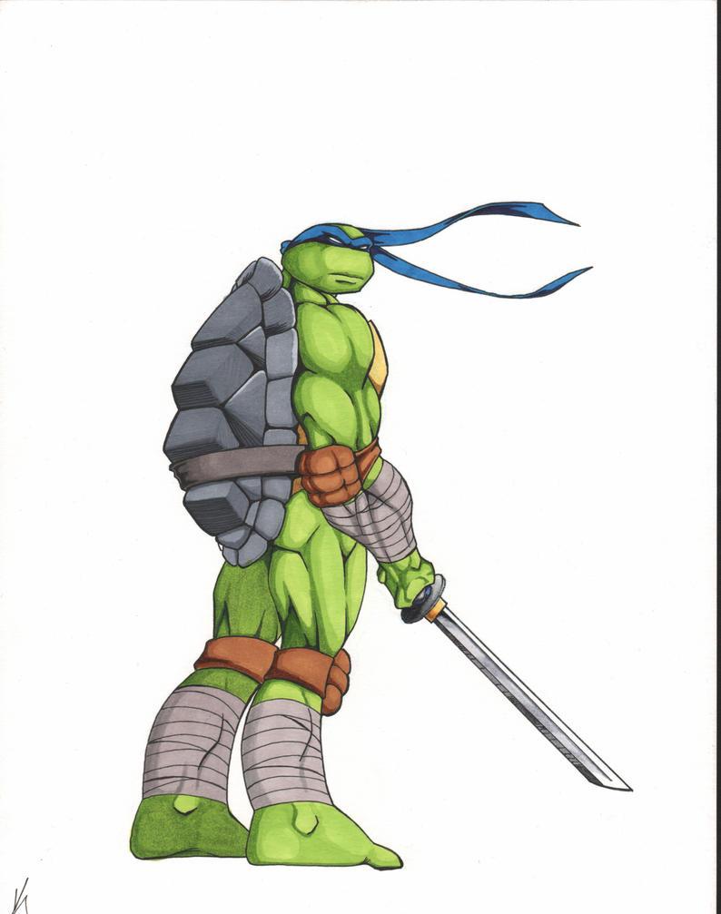 Leonardo-Final by KJaxCreative