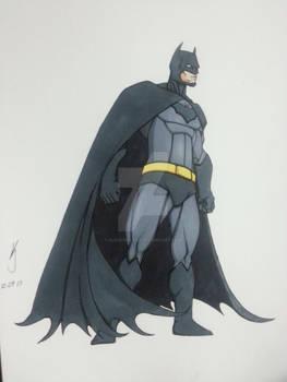Batman Vigilant