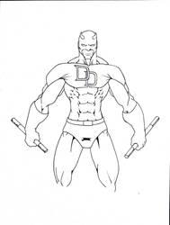 Daredevil-Work In Progress