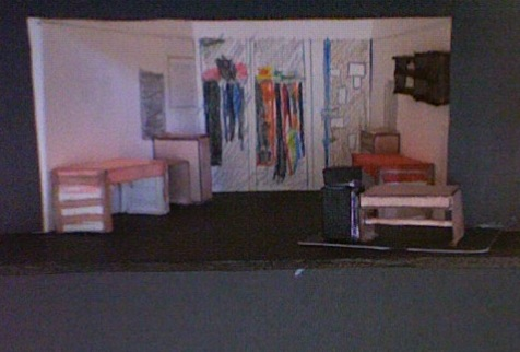 Dorm Room by lovelyverdigris