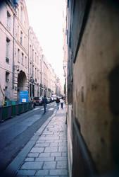 Parisien Street by hollystone