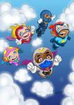 Little Heroes by MaysSantos