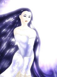 Lady by dreasama