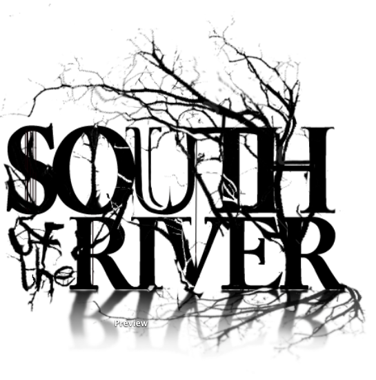 logo for the metal band south of the river by eleanoransell on rh eleanoransell deviantart com illegible black metal band logos black metal band logo maker