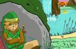Legend of Zelda'original Link'