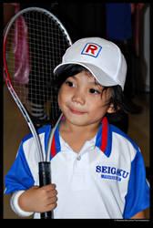 Prince of Tennis by rbaluyos