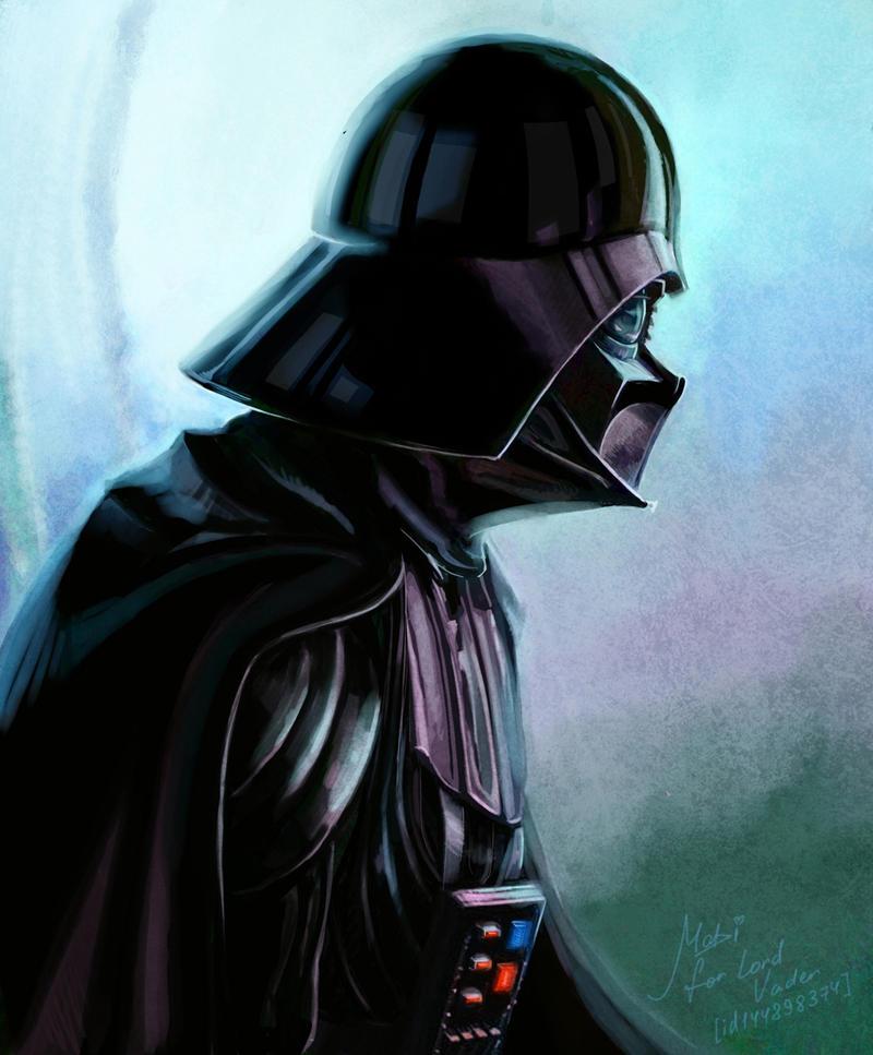 Darth Vader by Mabiruna