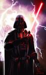 Darth Vader once again