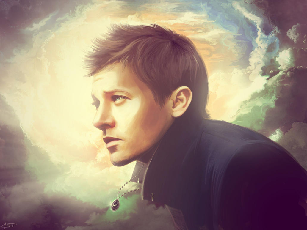 Dreamy Renner for my friend by Kitao-chan