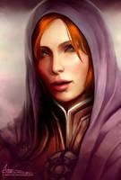 Leliana by Mabiruna
