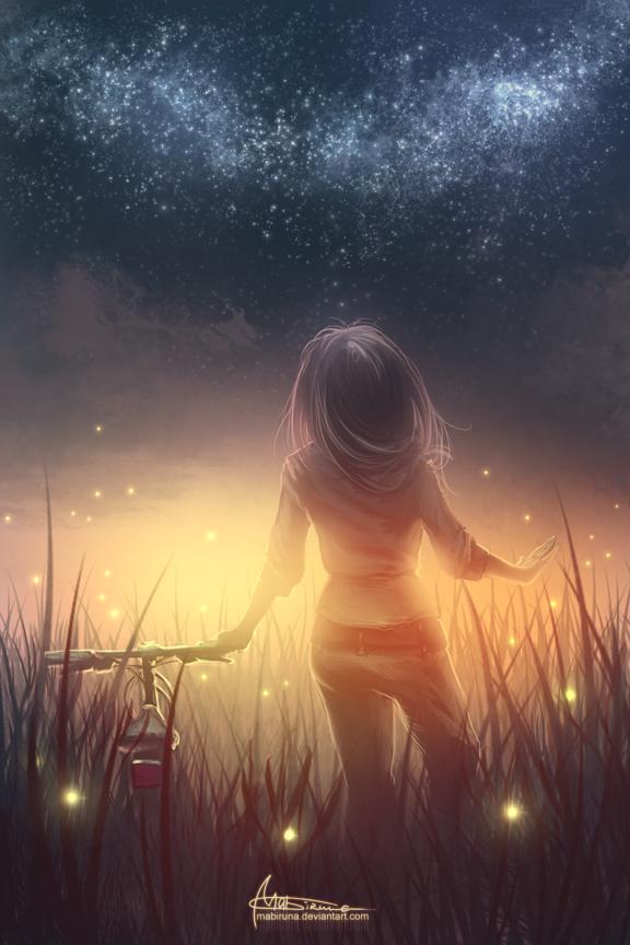 follow the Sun by Mabiruna