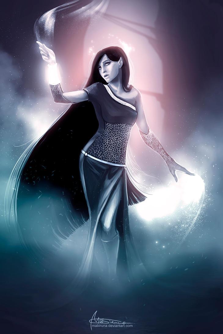Lady Elen by Mabiruna