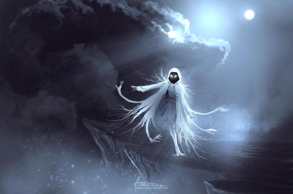 Frozen death by Mabiruna