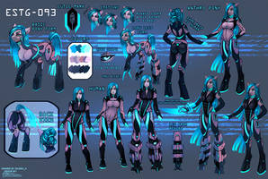 ESTG-093 Reference sheet for ScarX-X SFW