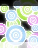 Circles Wallpaper - Nokia 5200 by DrM94