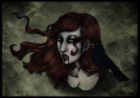 Blackbird by C-C-Corone