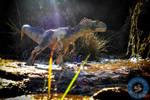 Allosaurus, the hunter