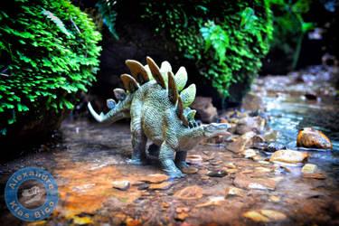 Stegosaurus by X-Alex