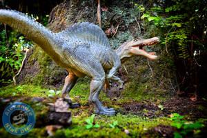 Spinosaurus Aegyptiacus by X-Alex